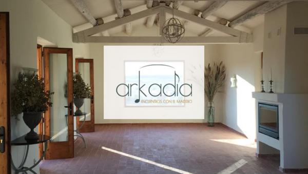 Arkadia - Encuentros con el Maestro